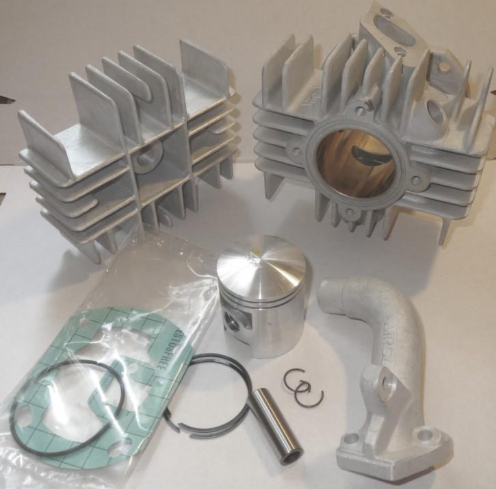 Zylinder 43,5 mm für Sachs 504, 505, Hercules Prima