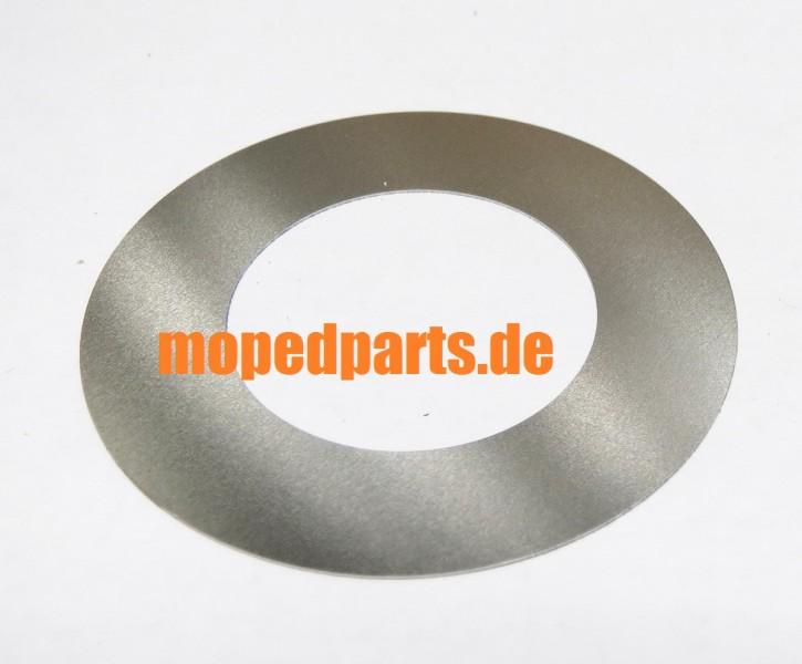 Ausgleichsscheibe 0,3 mm Kupplung Hercules Prima, M-Reihe, Optima, Sachs 504, 505