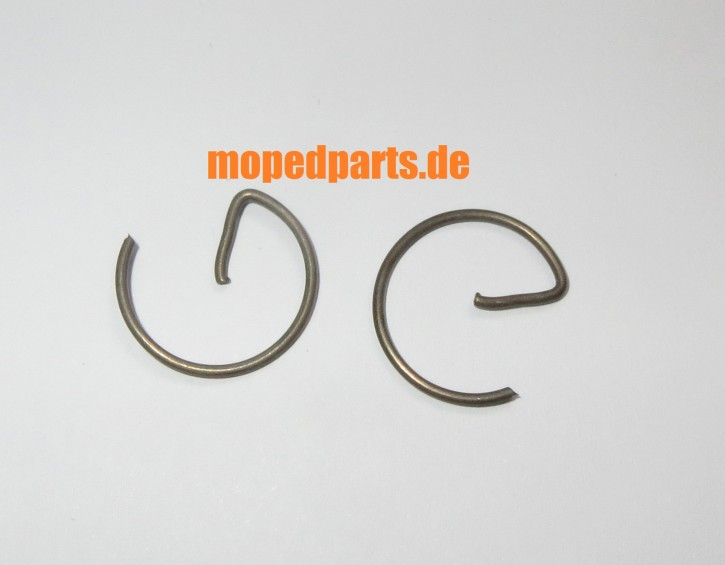Sprengring für 14mm Kolbenbolzen, snap ring, Hercules Sachs, Zündapp