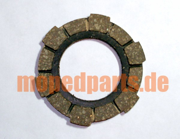 Kupplungslamelle Sachs 505, 504, 3,3 mm, Hercules Prima, M-Reihe