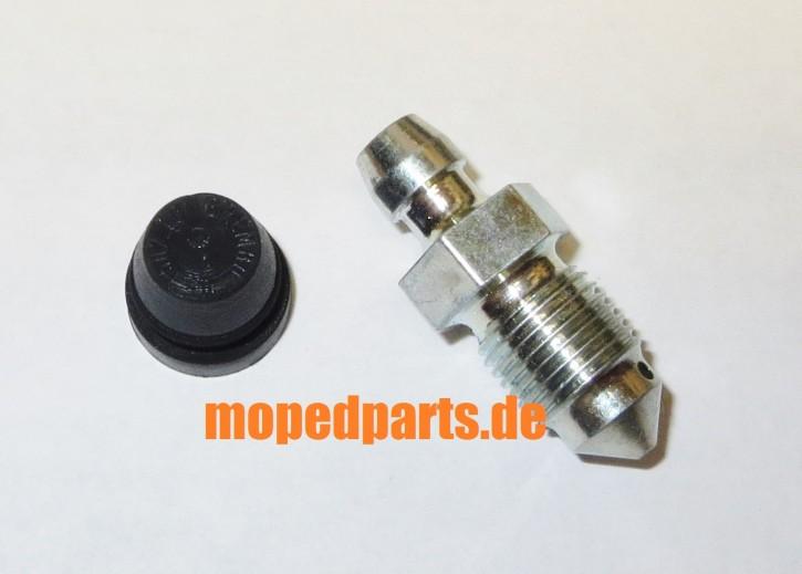 Entlüftungsschraube für Bremssattel, Brembo, 10 mm Gewinde