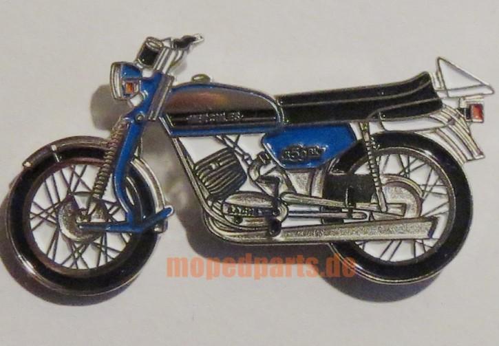 Anstecknadel Hercules K50 RL blau