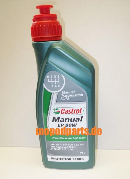 Getriebeöl Castrol EP 80W - SAE 80W  1 Liter