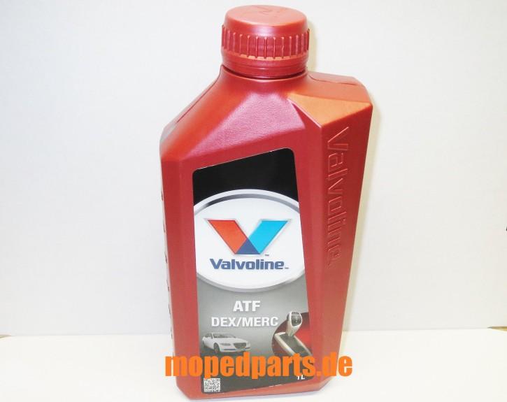 Getriebeöl Valvoline für Automatik - Motoren und Mofa, 1 Liter