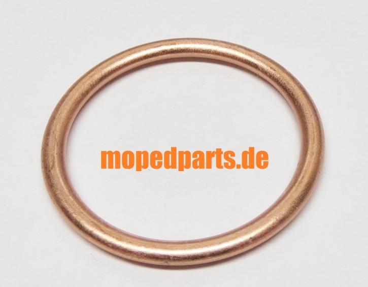 Dichtring Auspuffkrümmer Kreidler 28 mm, 4-Gang, Moped