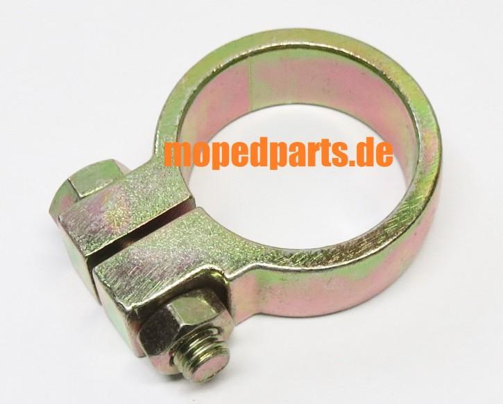 Auspuffklemme Kreidler Krümmer, 32 - 35 mm