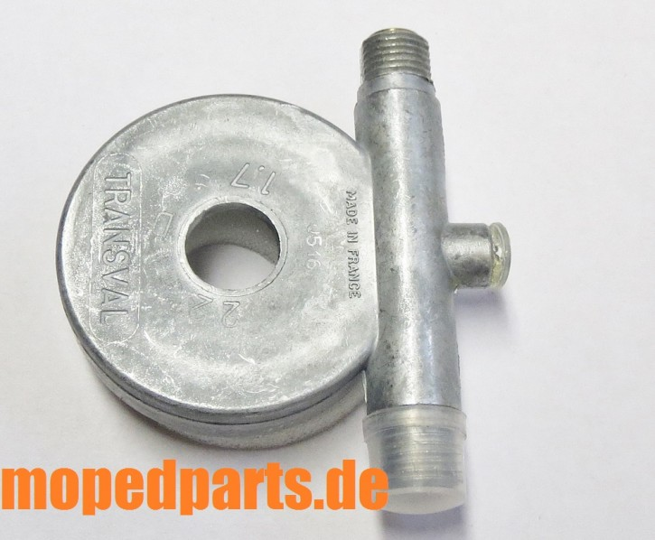 Tachoantrieb für 16 Zoll - Räder für Vorderrad, Hercules, Zündapp, Anschluss VDO