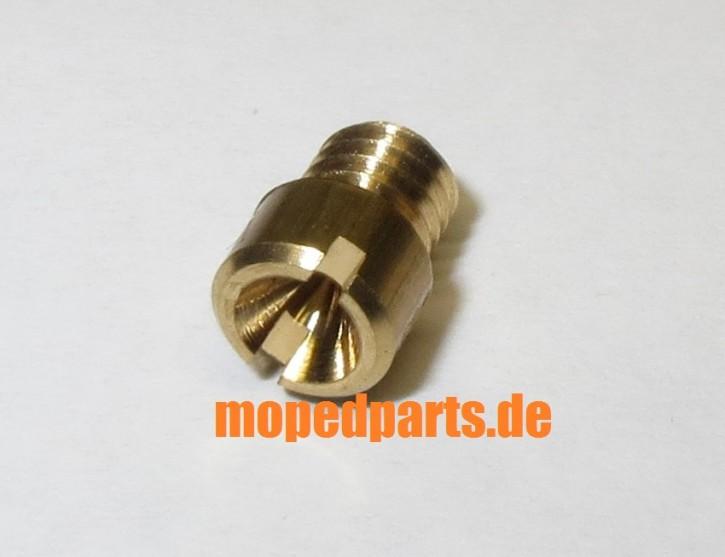 Hauptdüse Grösse 74 Vergaser Bing Typ 18/15/..., Typ 17, Gewinde 4 mm