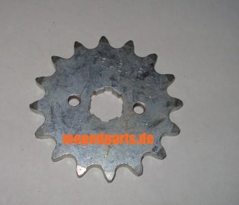 Ritzel 16 Zähne, Honda CB CY XL 50 **********