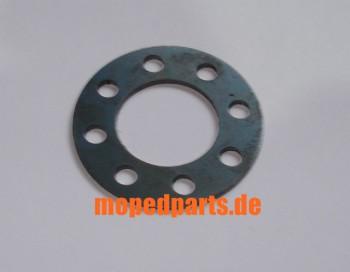 Scheibe 16,5x31,3x1 mm für Lageraussenring Sachs 50/2, 50/3, 50/