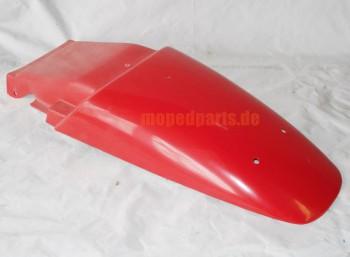 Hinterradschutz Sachs ZX 125, ZZ 125, rot ********