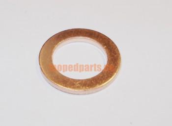 Dichtring 10mm Ölablaß- und Einfüllschr.Sachs 50, 50S, 80, 501, 125, 10x16x1 mm