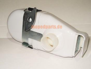 Ansauggeräuschdämpfer mit Luftfilter für Sachs 50/3 LFH