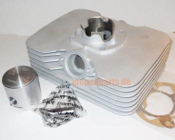 Zylinder 48 mm für Sachs 50S, Parmakit, Alu, Mokick Tuning, 80 c