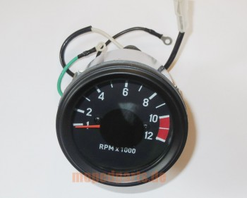 Drehzahlmesser 60 mm (12000 U/min)