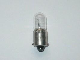 Glühbirne Sockel BA9s, 6V, 5W, 9mm