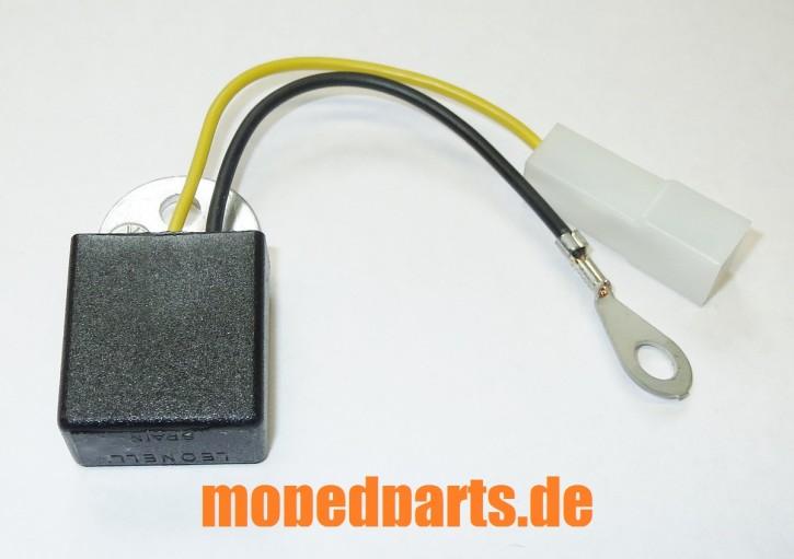 Spannungsbegrenzer, voltage limiter, 6 Volt- 50 Watt