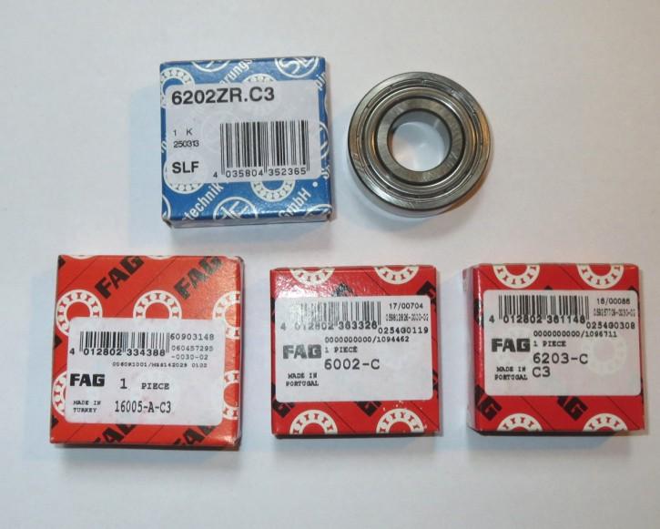 Lagersatz Zündapp 3-Gang 278/517, C50