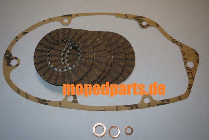 Service - Kit Kupplung Sachs 50S + SW, 50/5, 80 ccm