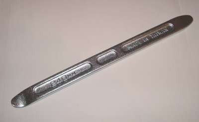 Reifenmontiereisen 240x22 mm, 1 Stück