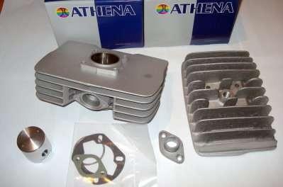 Athena Tuning - Zylinder + Kopf 80ccm für Sachs Motor 50S, 50/5, 501
