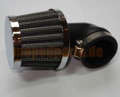 Filter 30 mm Anschluss, 90