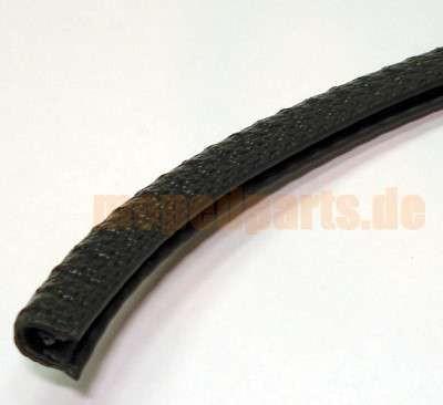Kantenschutz schwarz für 1,0 - 2,0 mm