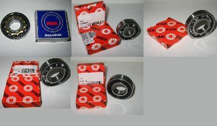Lagersatz, bearing set, Sachs 501/3 + 501/4