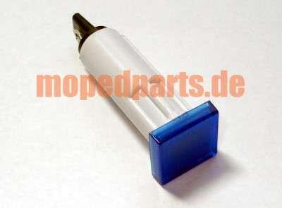 Kontrolleuchte blau für Fernlicht, 6V