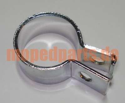 Auspuffklemme 34 mm, für Auspuffanlagen mit 32 mm Krümmeranschluss