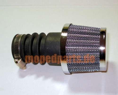 Rennluftfilter mit 28 mm Anschluss