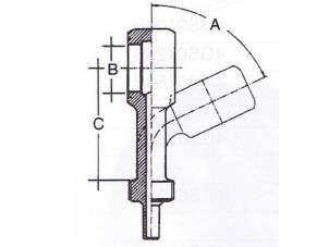 Ringanschluss 45