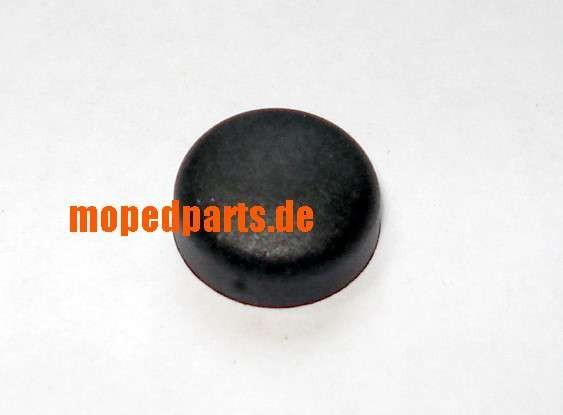 Kappe Nummernschildschraube schwarz