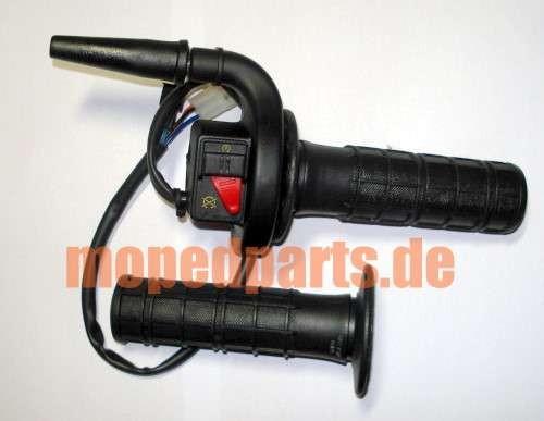 Gasgriff Sachs ZX125 / ZZ125