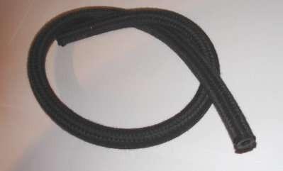 Benzinschlauch Textilumflechtung 50 cm