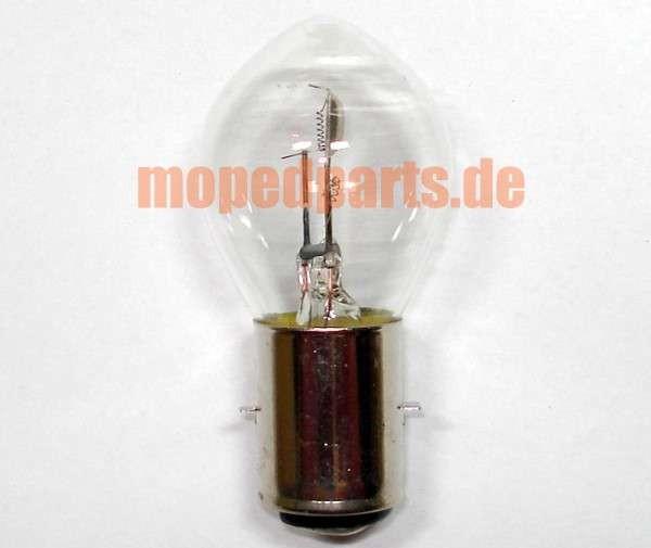 Glühbirne 35W/35W Bilux Hauptscheinwerfer 6V, BA20