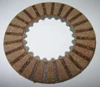 Kupplungslamelle, clutch disk Sachs 50S, 50SW, 50/5, 80, 125, 78 mm