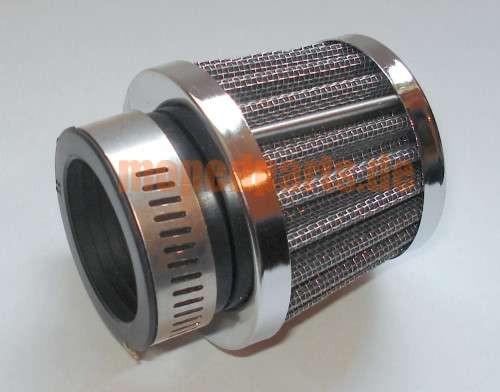 Luftfilter 35 mm Anschluss, gerade