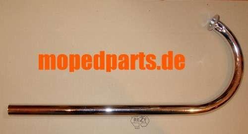 Krümmer 26 mm für Zündapp Supercombinette mit Flansch