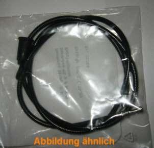 Gaszug, throttle cable, Zündapp ZD 20, ZD 25, ZD