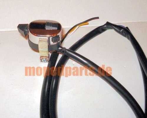 Blinkerschalter mit Hupknopf und Kabel