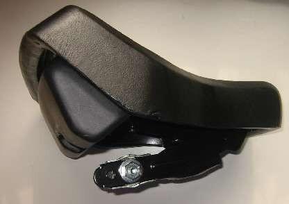 Sattel für Mofa, Moped, mit Werkzeugtasche