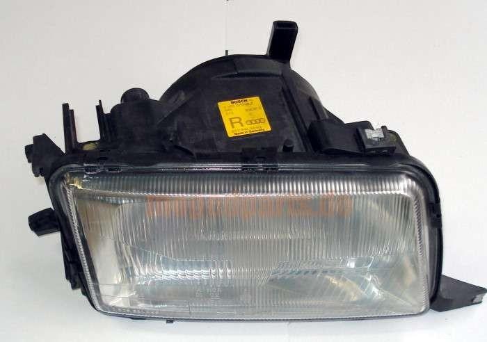 Scheinwerfer Audi 80, Halterung unten gebrochen