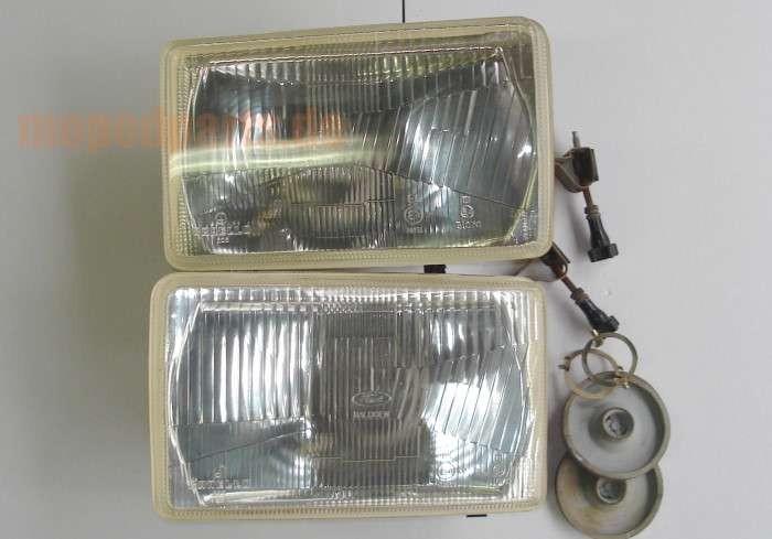 Scheinwerfer Ford Taunus MK2, MK3, gebraucht *****
