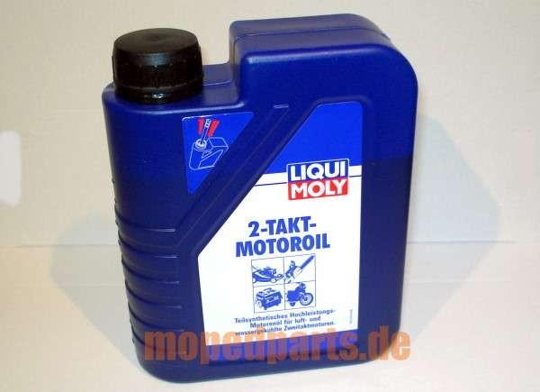 Zweitaktl 1 Liter, LIQUI MOLY