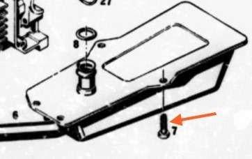 Auspuff - Schraube M6x16