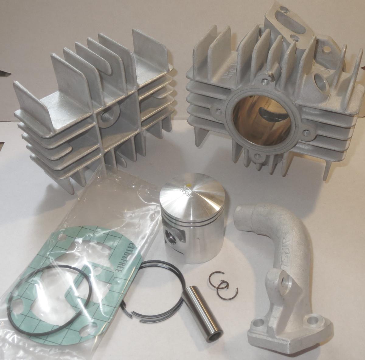 zylinder 43 5 mm f r sachs 504 505 hercules prima. Black Bedroom Furniture Sets. Home Design Ideas